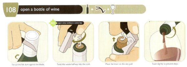 FC 108 Open a Bottle of Win  How to Properly and Safely Open a Bottle of Wine