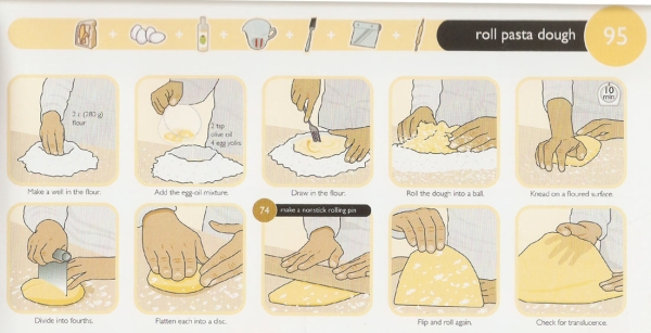 FC 95 Roll Pasta Dough  How to Properly Roll Pasta Dough