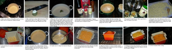 GHT Casserole  How to Make a Delicious Casserole