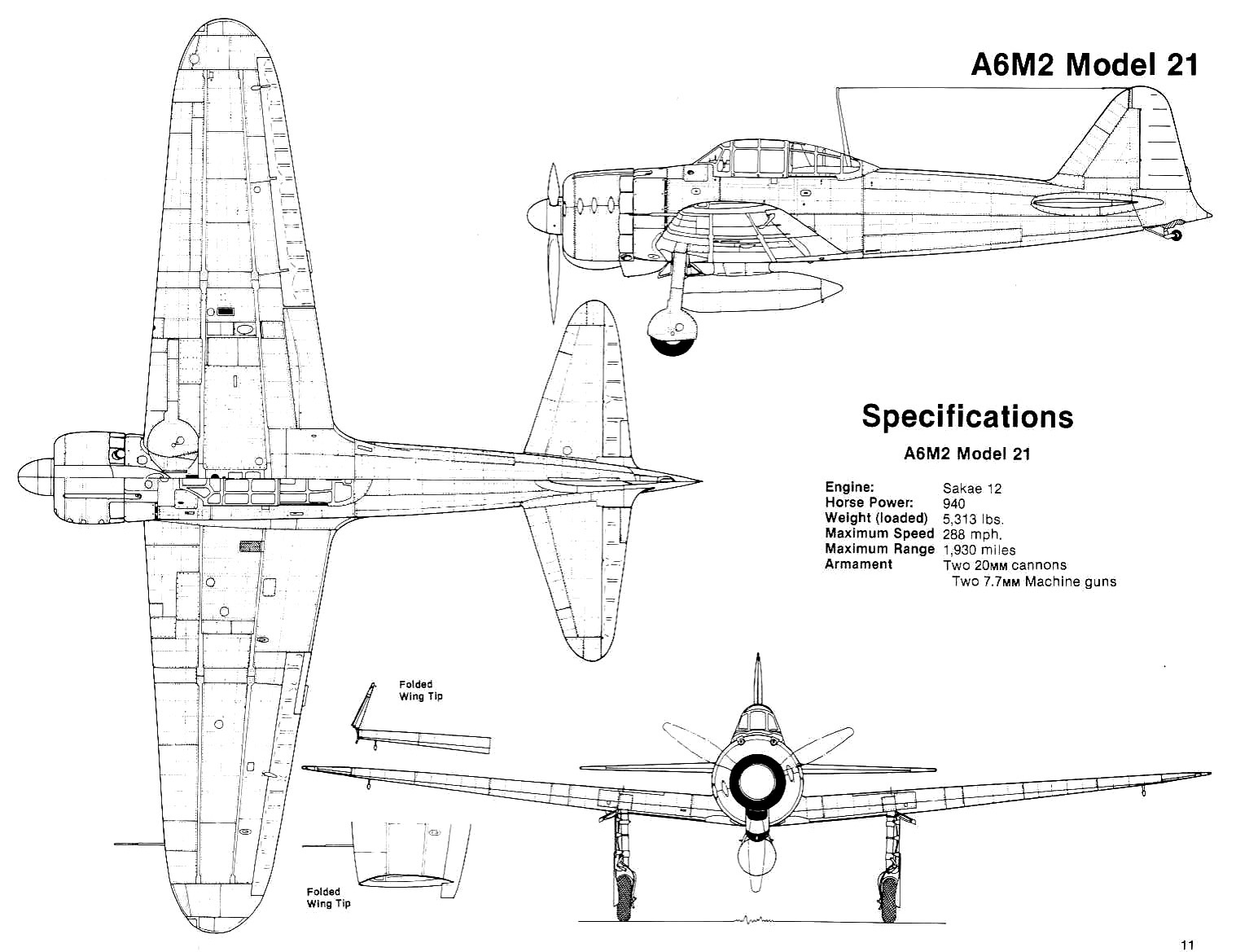 The Mitsubishi A6M Zero was a long-extend warrior flying machine managed by the Imperial Japanese Navy Air Service from 1940 to 1945. The A6M was designated as the Mitsubishi Navy […]
