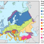 <b>Biogeographical Regions of Europe</b>