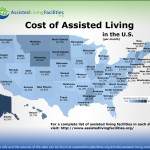 Cost of Assisted Living by State in the United States