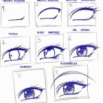 <b>Drawing Manga Eyes</b>