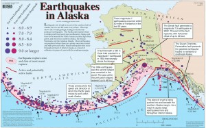 Earthquakes in Alaska
