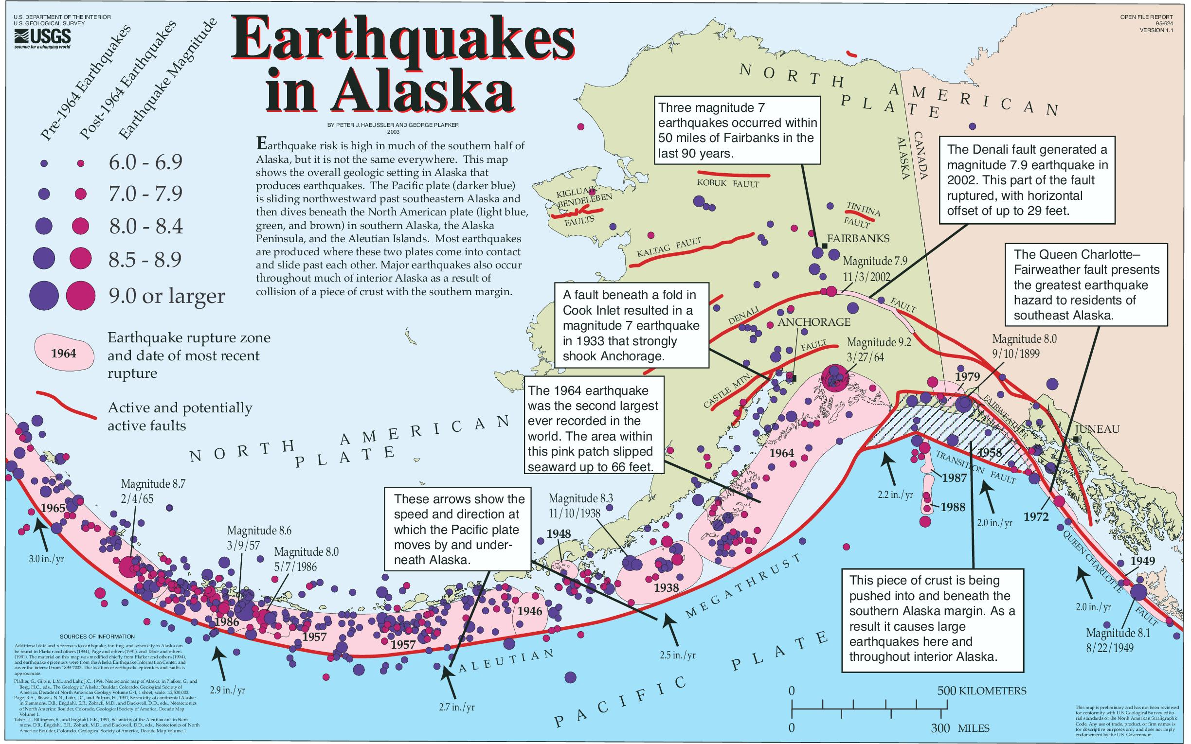 The 1964 Alaskan tremor, likewise regarded as the Essential Alaskan Seismic tremor, the Portage Quake and the Great Friday Tremor, was a megathrust seismic tremor that started at 5:36 P.M. […]
