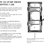 <b>How to Jump from a Moving Car</b>