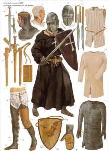 MA - 13th Century Arms & Armor