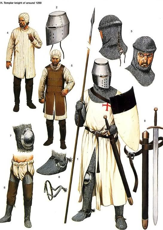 The Poor Fellow-Soldiers of Christ and of the Temple of Solomon or essentially as Templars, were near the most celebrated internationally of the Western Christian military requests. The organisation existed […]