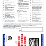 <b>PS Emergency Preparedness Checklist (4)</b>