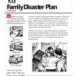 <b>Family Disaster Plan (1)</b>