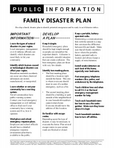 PS Family Disaster Plan (6)