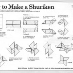 <b>How to Make an Origami Shuriken</b>