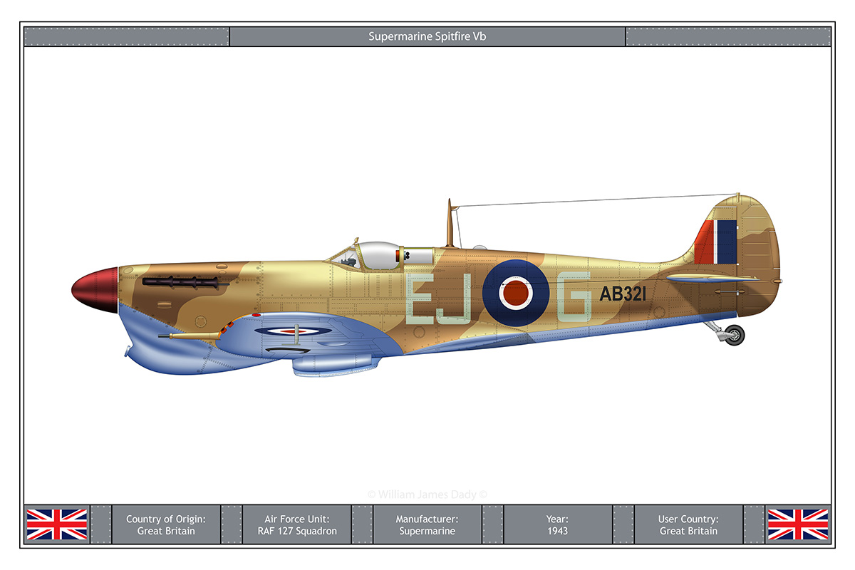 The Supermarine Spitfire is a British single-seat contender air ship that was utilized by the Royal Air Force and countless different Allied nations all through the Second World War. The […]
