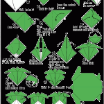 <b>How to Make an Origami Turtle</b>
