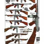 <b>Weapons ID Chart T</b>