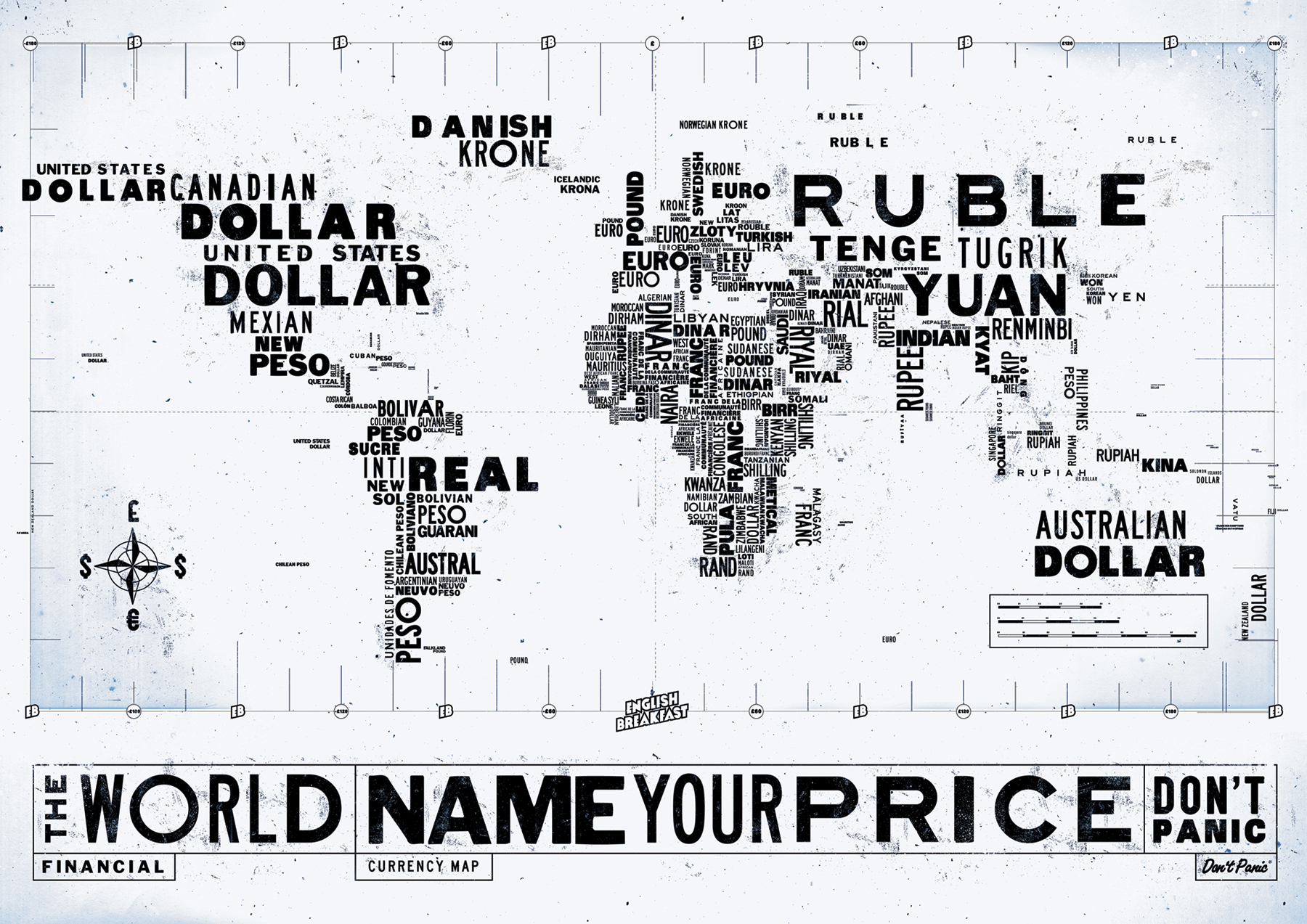 The Worlds Financial State. Just name your price and dont panic.