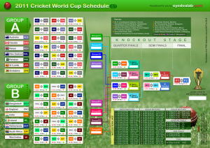 2011 Cricket World Cup