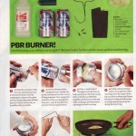 <b>How to build a Hobo Stove !</b>