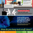 FROM KEYBOARDS AND CELL PHONES TO REMOTE CONTROLS, THE SPREAD OF GERMS ON YOUR TECH DEVICES IS ENOUGH TO MAKE YOU SICK. So make use of this infographic and stay […]