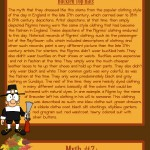 <b>The Most Crazy Thanksgiving Myths</b>