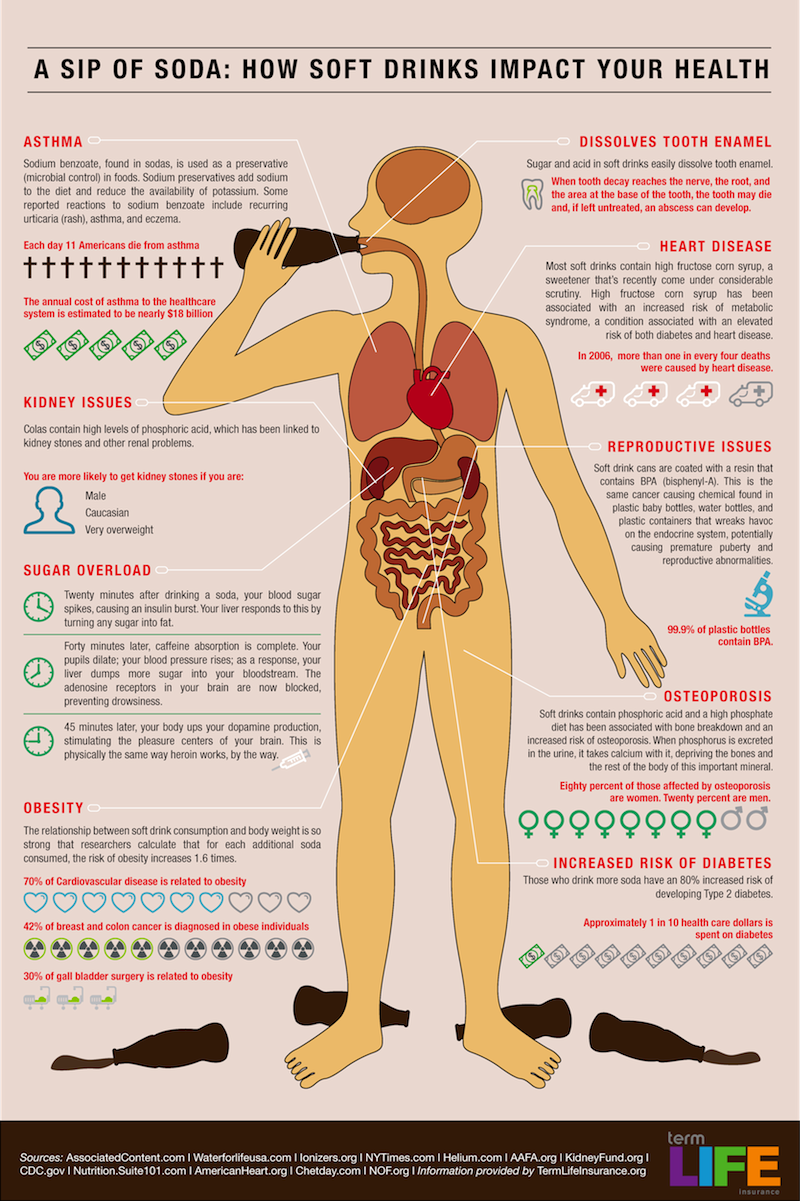 Soft Drinks & Your Health