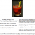 A Caesar or Bloody Caesar is a mixed drink made and principally expended in Canada. It ordinarily holds vodka, Clamato (a restrictive mix of tomato squeeze and shellfish soup), sweltering […]