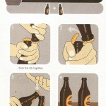 <b>How to Open a Glass Beer Bottle with Another Beer Bottle</b>