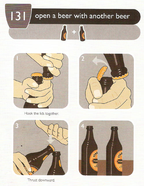 FC 131 - Open a Beer with another Beer
