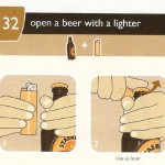 <b>How to Open a Glass Beer Bottle with a Lighter</b>