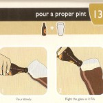 <b>How to Pour a Beer Properly</b>
