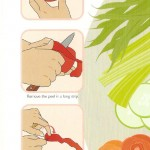 <b>How to Easily Make a Tomato Flower</b>