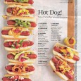 If you are tired of the boring mustard and ketchup on your hot dog, then this inforgraphic is for you. Some of these toppings sound great. The list is, from […]