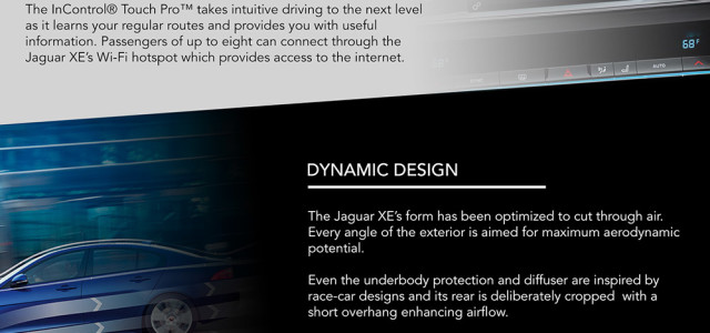 Find out about the features of the 2018 Jaguar XE. From the dynamic design and luxurious interior, to the sleek details of this redefined sports sedan, you won't want to […]
